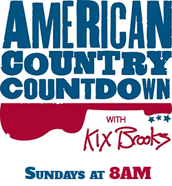 American Country Countdown. Sundays at 8AM!